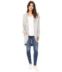 Bench Melancholist Loose Cardigan Grey Marl Women's Sweater Gray