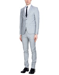 Yes Zee By Essenza Suits Grey