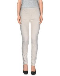 Twin Set Jeans Trousers Casual Trousers Women Ivory
