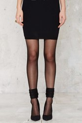 Nasty Gal Sheer The Way Tights