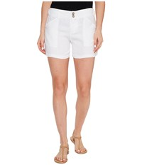 Sanctuary The Weekender Shorts White Women's Shorts