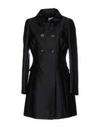 Moschino Cheap And Chic Moschino Cheapandchic Coats And Jackets Full Length Jackets Women Black