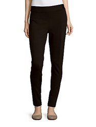 Vince Camuto Front Seam Pull On Leggings Rich Black
