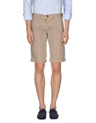 Antony Morato Trousers Bermuda Shorts Men Beige