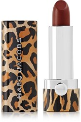 Marc Jacobs Beauty Le Lip Frost Cher Ished 506 Brown