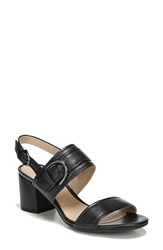 Naturalizer Camden Sandal Black Leather