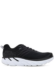Hoka One One Clifton 6 Running Sneakers Black