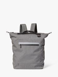 Ally Capellino Hoy Travel Cycle Backpack Grey