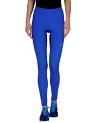 Lucas Hugh Trousers Leggings Women Bright Blue