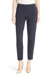 Boss Women's Tiluna Slim Ankle Side Zip Pants