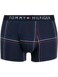 Tommy Hilfiger Checked Print Boxers 60