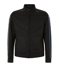 Barbour International Triumph Sealent Motorcycle Jacket Male Black