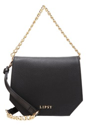 Lipsy Across Body Bag Black