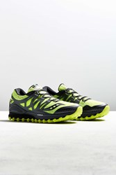 Saucony Xodus Iso Trail Sneaker Lime