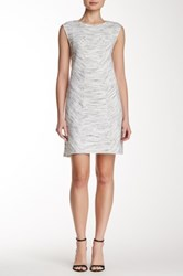 Weston Wear Storey Sleeveless Sheath Dress Multi