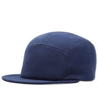 Larose Paris Eyelets 5 Panel Cap Blue