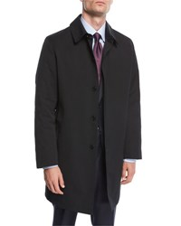 Sanyo Leonard Trench Coat Black