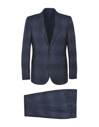 8 Suits And Jackets Suits Dark Blue