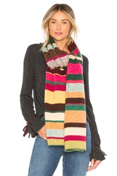 360Cashmere Valery Scarf Green