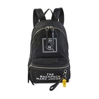 Marc Jacobs The Pictogram Backpack Black