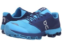 On Cloudster Malibu Sea Men's Running Shoes Blue