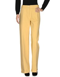 Leonard Paris Trousers Casual Trousers Ochre