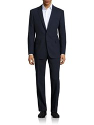 Polo Ralph Lauren Connery Two Button Wool Suit Navy
