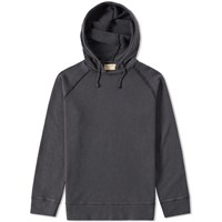 Nudie Jeans Hugo Overdyed Hoody Grey