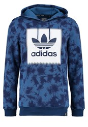 Adidas Originals Hoodie Corblu Mysblu White Royal Blue