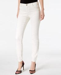 Inc International Concepts Incessentials Skinny Jeans Created For Macy's Buttercream