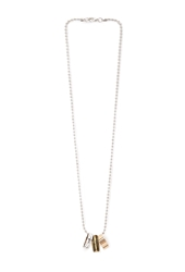 Forever 21 Ring Chain Necklace