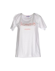 Gentryportofino Short Sleeve T Shirts White