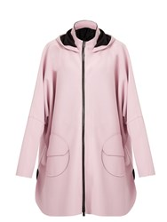 Charli Cohen Project Y Bonded Performance Jacket Pink