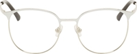 3.1 Phillip Lim White And Black Metal Optical
