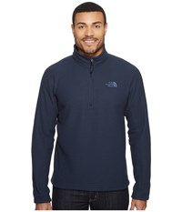 The North Face Sds 1 2 Zip Urban Navy Men's Clothing