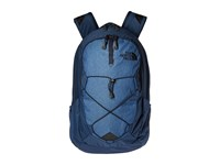 The North Face Jester Shady Blue Heather Urban Navy Backpack Bags