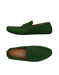 Luciano Padovan Loafers Green