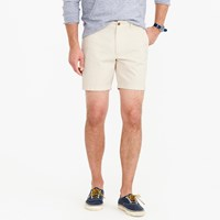 J.Crew 7 Short In Seeded Cotton