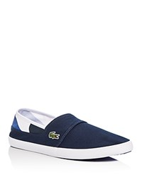 Lacoste Marice Slip On Sneakers Navy