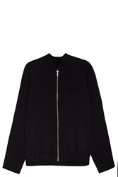 Paul And Joe Malcom Bomber Jacket Black