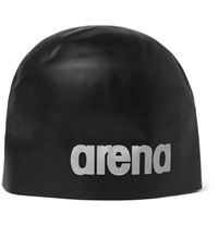 Arena 3D Race Usa Silicone Swim Cap Black