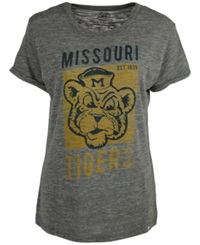 '47 Brand Women's Missouri Tigers Hero T Shirt Gray