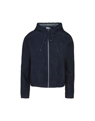 Puma Denim Outerwear Blue