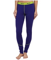 Marmot Thermalclime Pro Tight Midnight Purple Women's Casual Pants