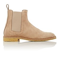 Bottega Veneta Men's Chelsea Boots Tan
