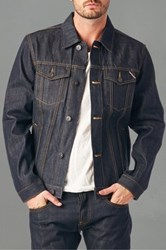 Cult Of Individuality Heritage Jacket Blue