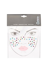 Topshop Star Freckle Face Stickers Multi