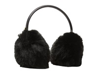 Ted Baker Toree Faux Fur Earmuffs Black 1 Knit Hats