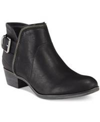 American Rag Edee Ankle Booties Only At Macy's Women's Shoes Black