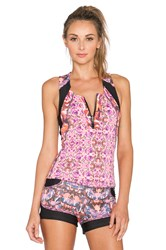 Maaji Whoop Whoop Ruddy Tank Top Pink